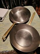 Vtg Paul Revere 1776-1976 Limited Edition Copper 8.5 Skillet Fry Pan Good Cond