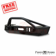 Poison Spyder Bumpers Front For Jeep Wrangler 2007-2018