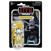 Star Wars The Vintage Collection 41st Elite Corps Clone Trooper 3.75 Inch Figure