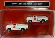 Classic Metal Works N Scale 1954 Ford Coca-cola Pick-up 50394