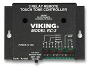 Viking Electronics Vk-rc-3 3-relay Remote Output Controller
