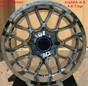 Wheels Rims 22 Inch For Ford Expedition Lincoln Navigator Mark Lt - 2439