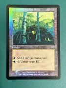 Mtg Wirewood Lodge Foil Nm - Onslaught Uncommon 329/350