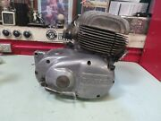 Bultaco Sherpa Mk2 200cc 1970 To 1972 Motor Engine. For Repair Or Parts.