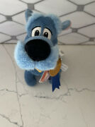 Disney Store Lady And The Tramp Jock 6 Plush Bean Best In Show Preowned W/ Tags