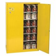 Eagle Ypi47x Flammable Liquid Safety Cabinetyellow