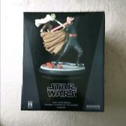 Star Wars Action Figures Vintage Sideshow Limited Edition Yoda Vs Dukoo
