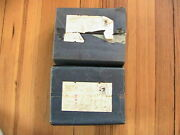1971-s Proof Eisenhower Dollars 40 Silver With Original Mailing Box Lot Of 10