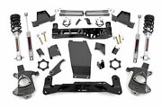 Rough Country 6 N3 Strut And Shock Lift Kit For 14-18 Chevy/gmc 1500 4wd - 22732