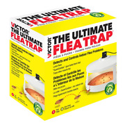 Victor Flea Trap Electric Sticky Pet-safe Odorless Lawn Insect Control 1-pack