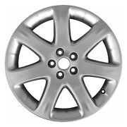 04130 Reconditioned Factory Oem Aluminum Wheel 18x7 Fits 2013-2016 Buick Encore