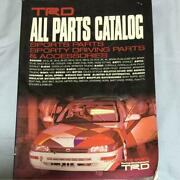 Toyota Trd Parts Catalog By 1994. April