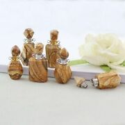 Necklace Picture Stone Essential Oil Diffuser And Perfume Bottle Pendants Crafts