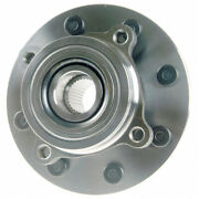 Wheel Bearing And Hub Assembly Front Moog 515062 Fits 00-01 Dodge Ram 2500