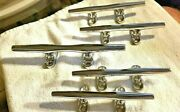 5 Attwood Stainless Boat Cleats. 4-6 1- 8