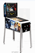 Star Wars Digital Pinball Machine By Arcade 1up Brand New With Free Shipping