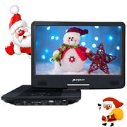 14 Portable Blu-ray Dvd Player Aux Hdmi Dolby Audio 1080p Mp4 Video Rechargable