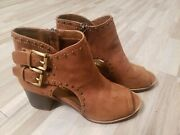 Dirty Laundry Women's Tensley Ankle Boot Dize 6.5 Color Brown