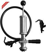 Luckeg Beer Party Pump With Picnic Tap 4 Inch Us Sankey D System Beer Keg Tap Wi