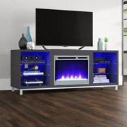 Hetton Tv Stand For Tvs Up To 70 With Fireplace Included