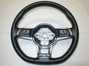 Golf Vii Paddle Switch Genuine Leather Steering Handle Agement Number Q-8832