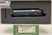 Brass H0 Overland Models Omi-5658.1 Baltimore And Ohio Bando Rf15 A 4200