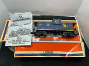 Lionel 6-17627 Cando Extended Vision Caboose Smoke Light O Gauge Instructions