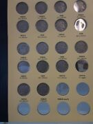 Us Buffalo Nickel 5 Ct 1913-1938 Partial Set Of 42 Coins In Pristine L.o.c.