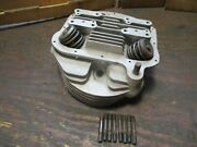 Harley Davidson Panhead Front Cylinder Head 1956 Castings As Good As It Gets