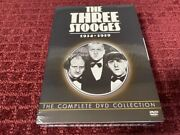 The Three Stooges 1934-1959 The Complete Dvd Collection Dvd Brand New