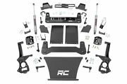 Rough Country 19-21 Chevy Silverado 1500 6 Lift Kit For Diesel Models - 21731d