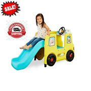 Little Tikes Baby Bum Wheels On The Bus Climber And Slide With Interactive Musi