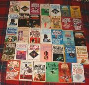 Lot-34 Pb Agatha Christie And Then There Were None+murder On The Orient Express+
