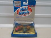 Mini-metals And03951 Ford F-6 Stake Truckn Scale