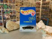 Hot Wheels Seattle Toy Show Limited Edition 67 Camaro Z-28 Super Rare Fantastic‼