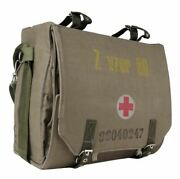 Medical Kit Bag With Full Medical Accessories, New ,czechoslovakia Army,military