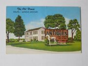 Arnold, Missouri Mo Old House Of Antiques 1940s