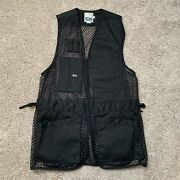 Vintage 10x Fishing Utility Vest Made In Usa Size Xl