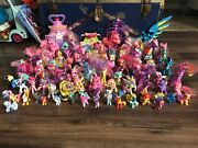 Huge My Little Pony Mixed Lot - G3 G4 Friendship Is Magic Koand039s And More