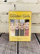The Golden Girls Complete Series Seasons 1-7 Dvd New Sealed Usa Gift