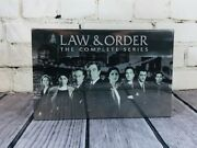 Law And Order Complete Series Seasons 1-20 Dvd New Sealed Usa Gift Free Shipping