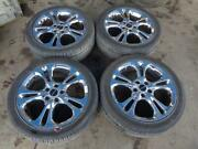 Odyssey Rb1 Aluminum Wheels 18 Inches Modulo For Car
