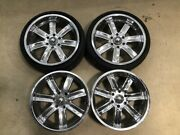 American Cars Wheel 20 Inches Pieces