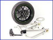 W4 Zrx1200daeg Set Around The Genuine Rear Actual Vehicle Removed Bolt-on