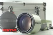 [ Top Mint ] Smc Pentax-a 645 600mm F5.6 Ed If Lens With Case Strap From Japan