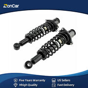 2x Rear Complete Struts Shocks And Coil Springs W/mounts For 2003-08 Toyota Matrix