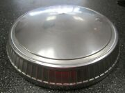 One 1 1968-1974 Ford Vintage Dog Dish Hubcap Machined Aluminum D8bc-f-30fa