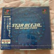 Star Ocean The Second Story Ps Playstation Enix Japan Ntsc-j Retro Video Game