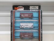 Atlas5773 Conrail 2-bay Centerflow-special Edition-3-packn Scale