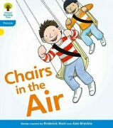 Oxford Reading Tree Level 3 Floppyand039s Phonics Fiction Chairs In The Air Pa...